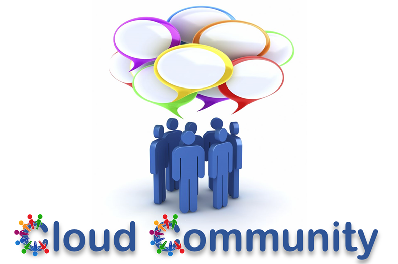 Cloud Communityのイメージ